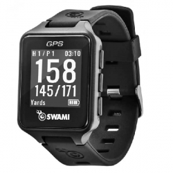 Izzo Golf Swami Voice GPS Watch Review