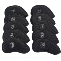 Sword & Shield Golf Mesh Iron Headcovers