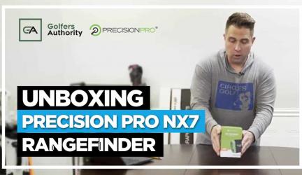 Unboxing Precision Pro NX7 Rangefinder
